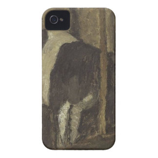Cowshed by Paula Modersohn-Becker Case-Mate iPhone 4 Case