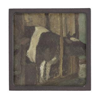 Cowshed by Paula Modersohn-Becker Gift Box