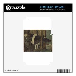 Cowshed by Paula Modersohn-Becker iPod Touch 4G Skin
