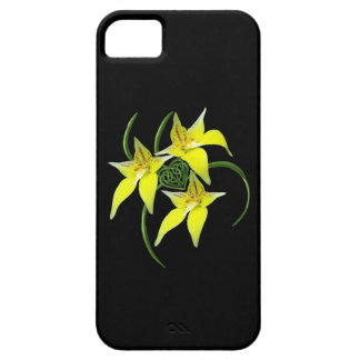Cowslip Orchid Love Celtic Knotwork Heart Phone iPhone SE/5/5s Case