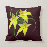 Cowslip Orchid Love Celtic Knotwork Heart Pillows