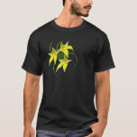 Cowslip Orchid Love Quote Celtic Knotwork Heart T-Shirt
