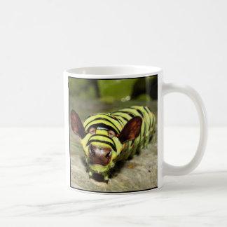 Cowterpillar Classic White Coffee Mug