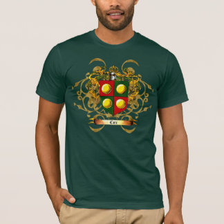 Cox (English) Coat of Arms T-Shirt