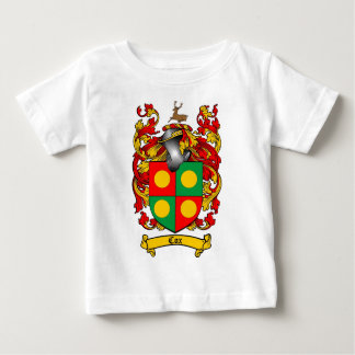 COX FAMILY CREST -  COX COAT OF ARMS BABY T-Shirt