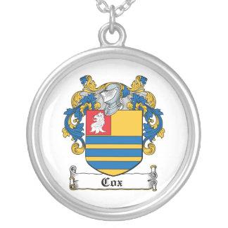 Cox Family Crest Pendant