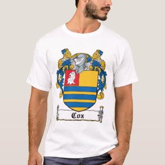 Cox Family Crest T-Shirt