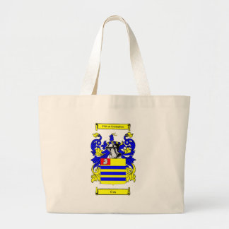 Cox (Irish) Coat of Arms Bag