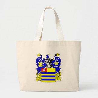 Cox (Irish) Coat of Arms Tote Bag