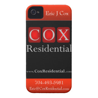 Cox Residential iPhone Case iPhone 4 Cases