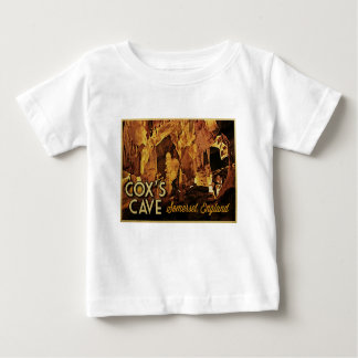 Cox's Cave England Baby T-Shirt