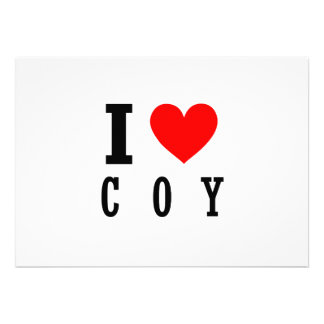 Coy, Alabama City Design Announcements