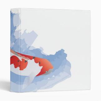 Coy Koi (Digital) Avery Binder