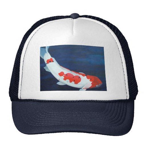 Coy Koi Hat
