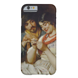 Coy Seamstress 1890 Barely There iPhone 6 Case