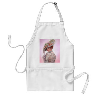 "Coy Victorian Lady ""Betty Lu"" Adult Apron"
