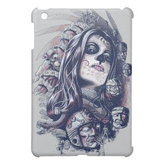 Coyolxauhqui Case For The iPad Mini