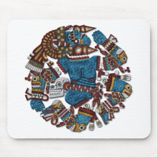 Coyolxauhqui Mouse Pad