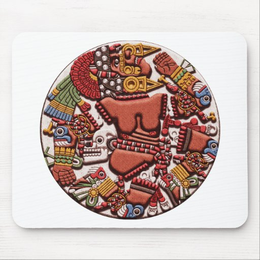 Coyolxauhqui Mousepad