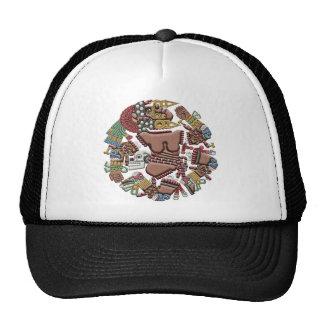 Coyolxauhqui Trucker Hat