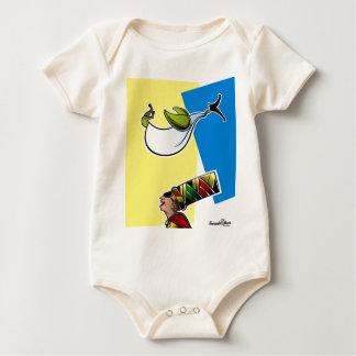 COYONGO Y CONGO BABY BODYSUIT