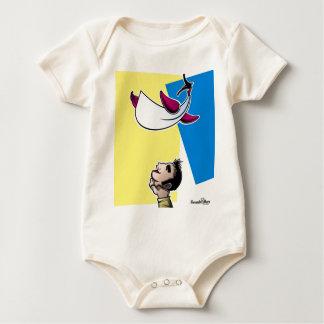 COYONGO Y DESCABEZADO BABY BODYSUIT