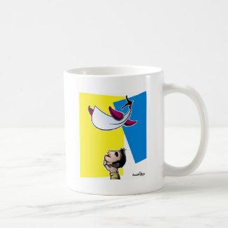 COYONGO Y DESCABEZADO TAZAS DE CAFÉ