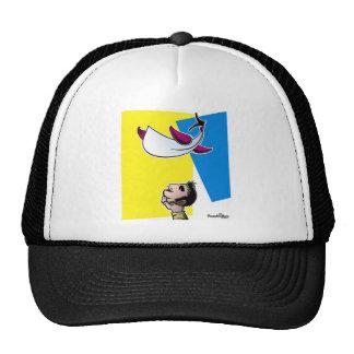COYONGO Y DESCABEZADO TRUCKER HAT