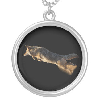 Coyote Action Necklaces