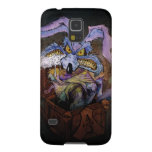 Coyote del Wile E un loco en la caja Funda Para Galaxy S5
