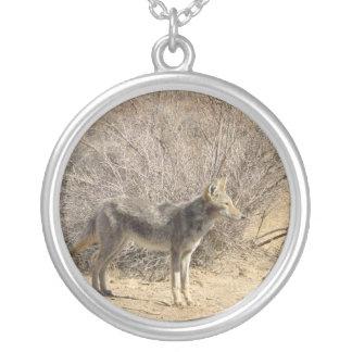 Coyote Design Necklace
