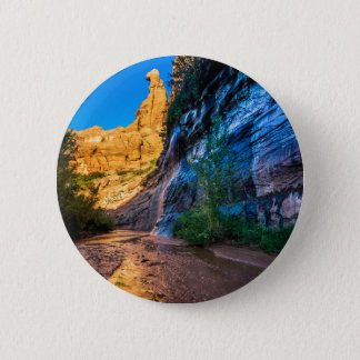 Coyote Gulch Sunrise - Utah Button