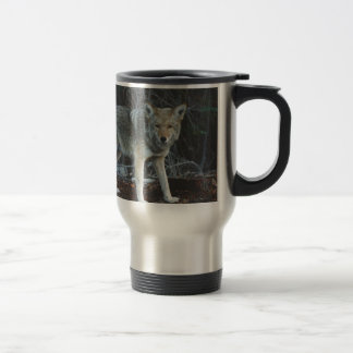 Coyote Hunting Travel Mug