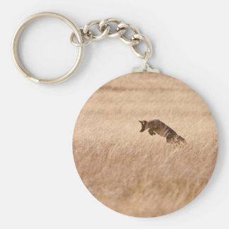 Coyote Keychain