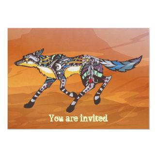 Coyote la invitación del Trickster