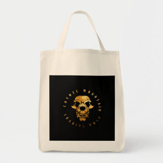 Coyote Mountain Trading Post Tote Bag