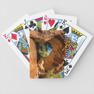 Coyote Natural Bridge - Coyote Gulch - Utah Bicycle Playing Cards