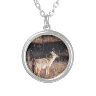 Coyote Personalized Necklace