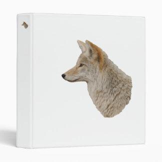 coyote profile binder