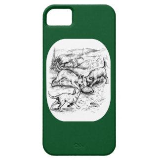 Coyote Pups iPhone SE/5/5s Case