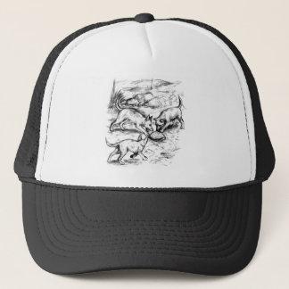 Coyote Pups Trucker Hat