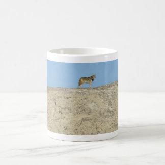 Coyote scout mug