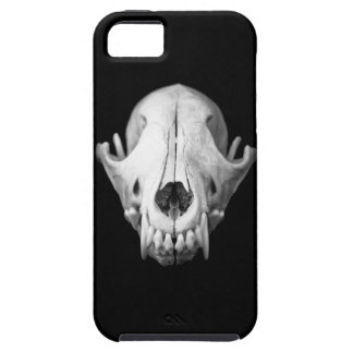 Coyote Skull Black Iphone5 Case iPhone 5 Cases
