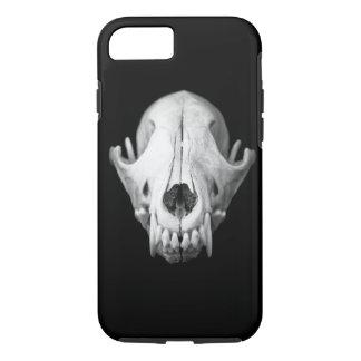 Coyote Skull Black iPhone 7 case