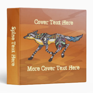 Coyote the Trickster Binder