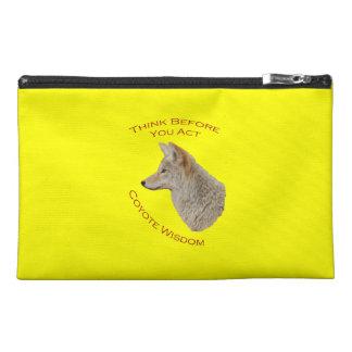 Coyote Wisdom Travel Accessories Bag
