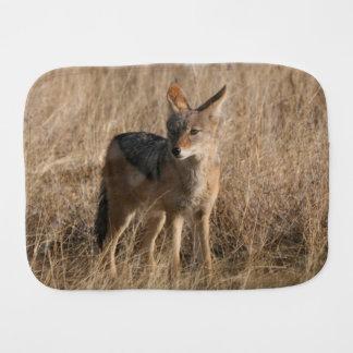 Coyote Baby Burp Cloths