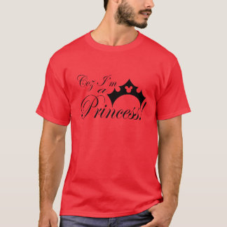 Coz soy princesa playera