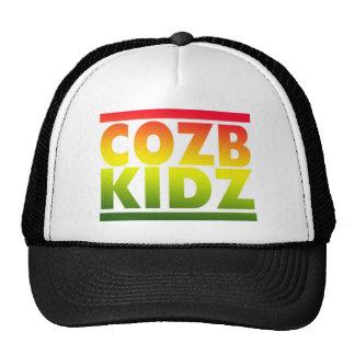 COZBKIDZJAMROCKTEESHIRTSnew Trucker Hat