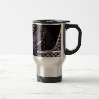 Cozmic One at Historic Saratoga Travel Mug